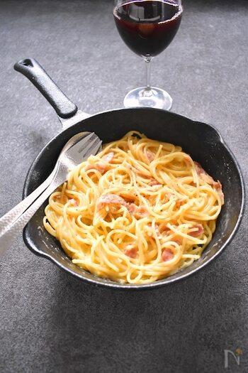 お鍋ひとつでお手軽イタリアン♪「ワンポットパスタ」の簡単レシピ
