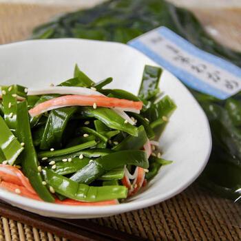 体にいい「茎わかめ」おすすめの食べ方は?佃煮など人気レシピ28選