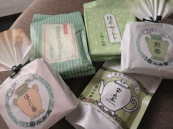 老舗のお茶をより気軽にいただきたい場合は、ティーバッグもおすすめ。急須がなくても本格的な味わいと香りを楽しめますよ。