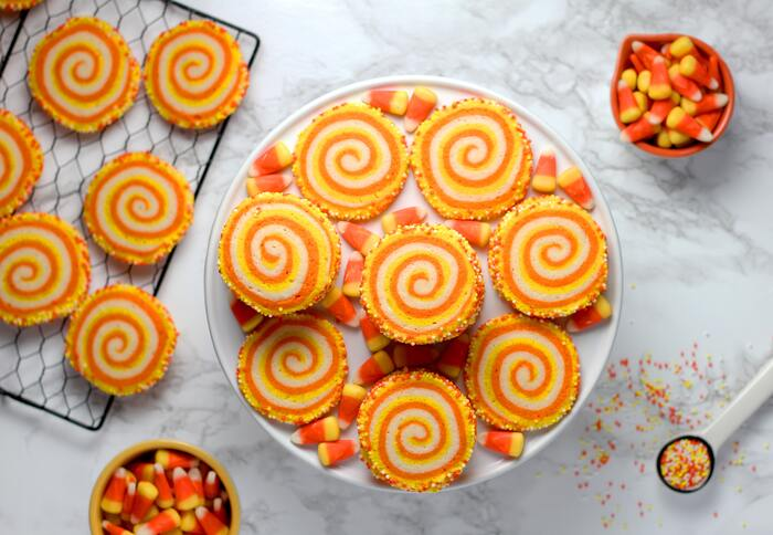 ハートやお花などアートなスイーツを♪模様を楽しむお菓子作り&レシピ