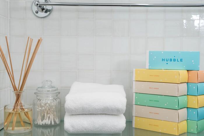 時間がなくていつもシャワーで済ませてしまいがちな人は、週に何回かは湯ぶねに浸かることをおすすめします。冬だけでなく一年中カラダを温める意識を。クーラーなどの影響で夏場もカラダは思っている以上に冷えていると言います。