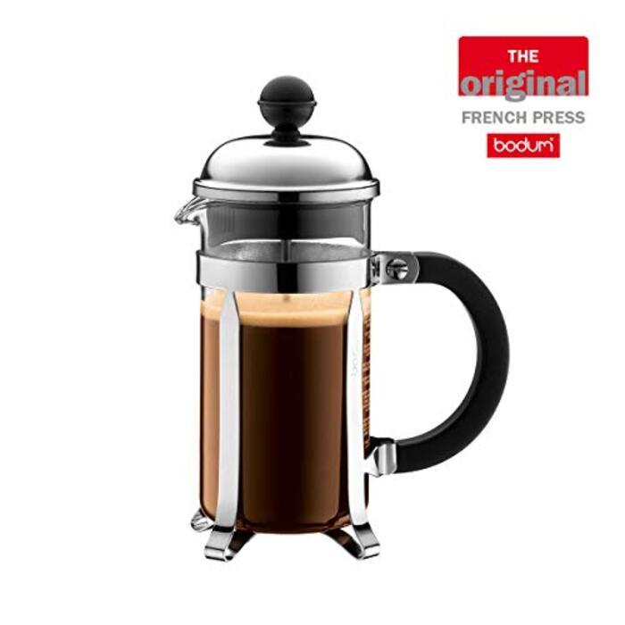 BODUM ボダム CHAMBORD シャンボール フレンチプレス コーヒーメーカー 350ml