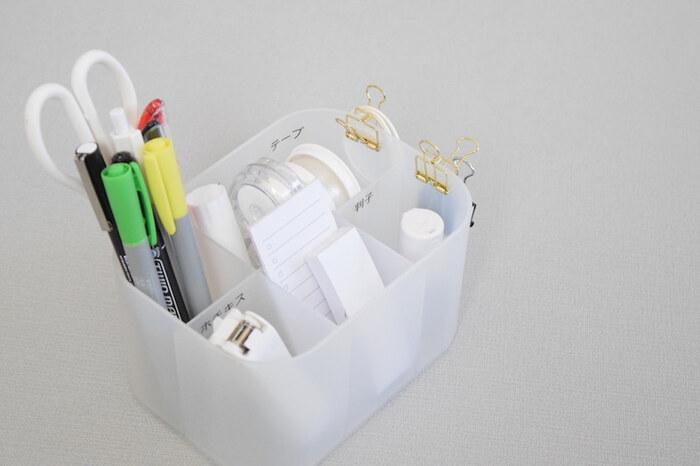 使いやすく、美しく!作業効率が上がるデスク周りの収納アイデア&アイテム