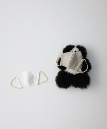 お気に入りを選んで。「布マスク」が買えるナチュラルブランド6選