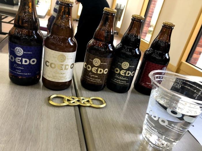 """埼玉県川越市の「COEDOクラフトビール醸造所」では、川越の名産であるさつまいもを使ったクラフトビールを醸造しています。""""川越の大地との関わりなくしてCOEDOは誕生していない""""と謳うだけあって、地元で愛されるビールなんですよ。"""