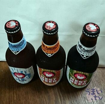 世界各地でも親しまれているというクラフトビールは、麦芽やホップをそれぞれのビールに合わせて使い分けるというこだわりが詰まっています。個性豊かな1杯を味わえますよ。