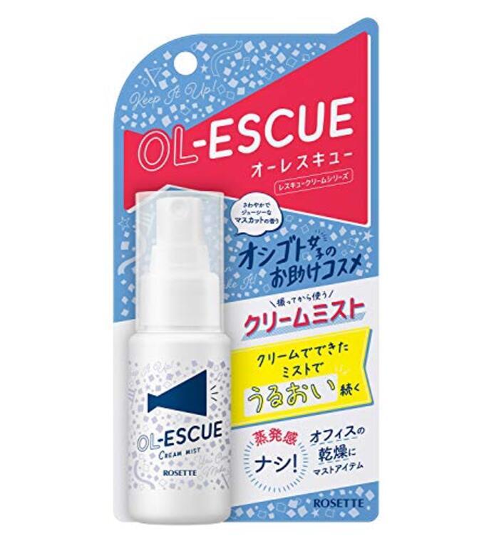 OL-ESCUE オーレスキュー クリームミスト 化粧水 50ml