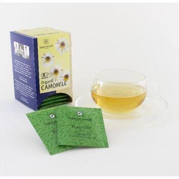 安眠ドリンクにどうぞ*「カモミールティー」の安らぎ効果&美味しい飲み方
