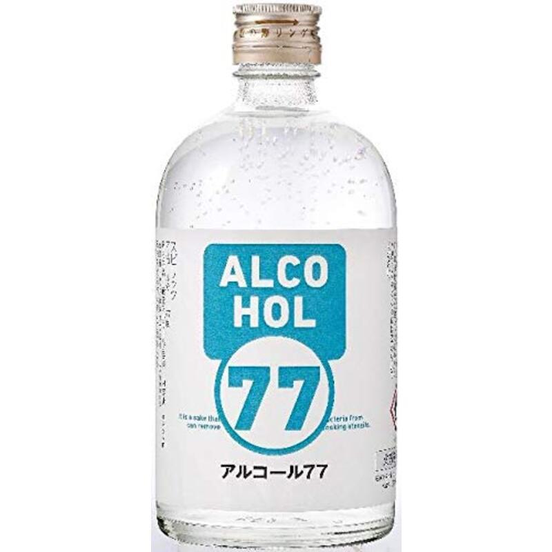 菊水酒造 アルコール 77Alcohol 77 500ml瓶