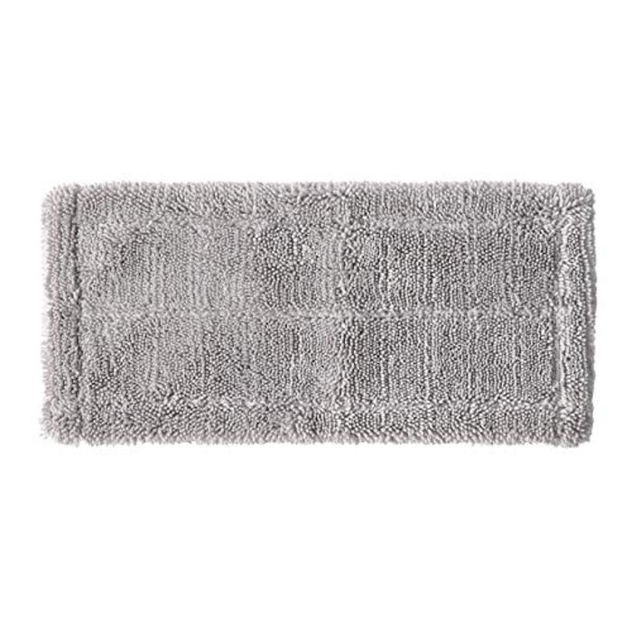 無印良品 掃除用品システム・フローリングモップ用モップ/水拭き 約幅28×奥行13×厚さ1.5cm 15259656