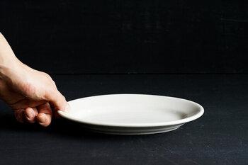 丈夫な作りなので毎日気兼ねなく使うことができるとても良いお皿です。お値段もリーズバブルなので何枚か揃えたくなってしまいます!