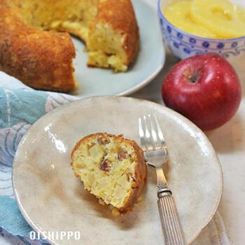 お菓子作りは意外な材料で代用できる!お手軽「おやつ」レシピ