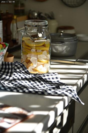 漬ける、煮込む、発酵させる。手軽な【保存食】の手作りレシピ