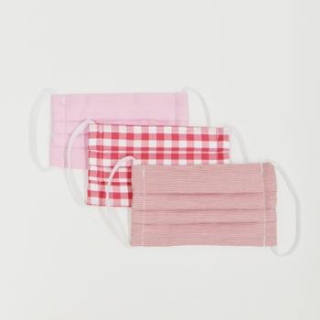 こちらはピンクを基調としたガールズセット。「今日はどれをつけよう?」と考えながら選ぶのも楽しみになりそう!