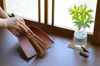 整理は好きだけど、掃除は苦手という一人暮らしさんも多いのでは?おしゃれで機能的な掃除道具がたくさんあるので、気分が上がるものを選んでみましょう。