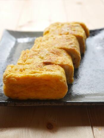 生姜を効かせた体に優しい卵焼き。めんつゆを使うので簡単に味が決まります。ツナ缶を入れることでボリュームもUP!