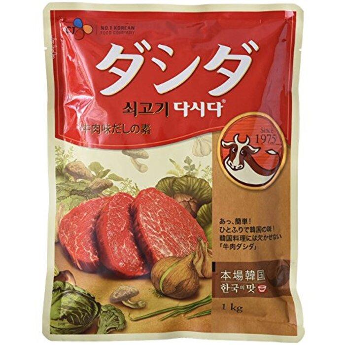 シージェイジャパン 牛ダシダ 1kg