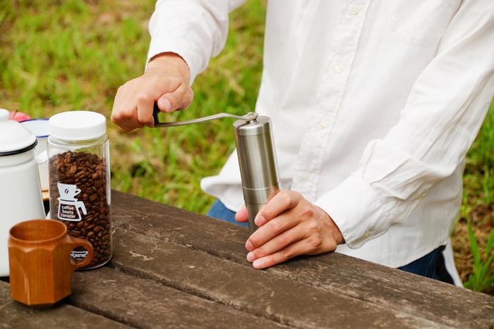 挽きたてのいい香り♪「コーヒーミル」で贅沢な一杯を楽しもう
