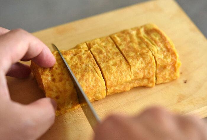 お弁当の定番おかず【卵焼き】の基本とアレンジレシピ