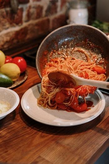 食べなきゃ損々♪美肌効果も高めてくれる『トマト』大満喫レシピ集