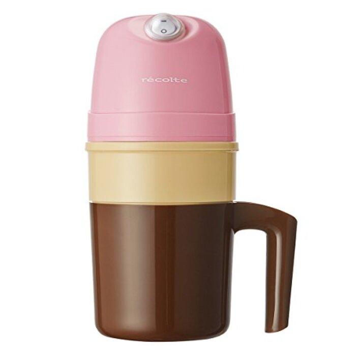 レコルト recolte Ice Cream Maker [ ピンク/RIM-1 ] アイスクリームメーカー