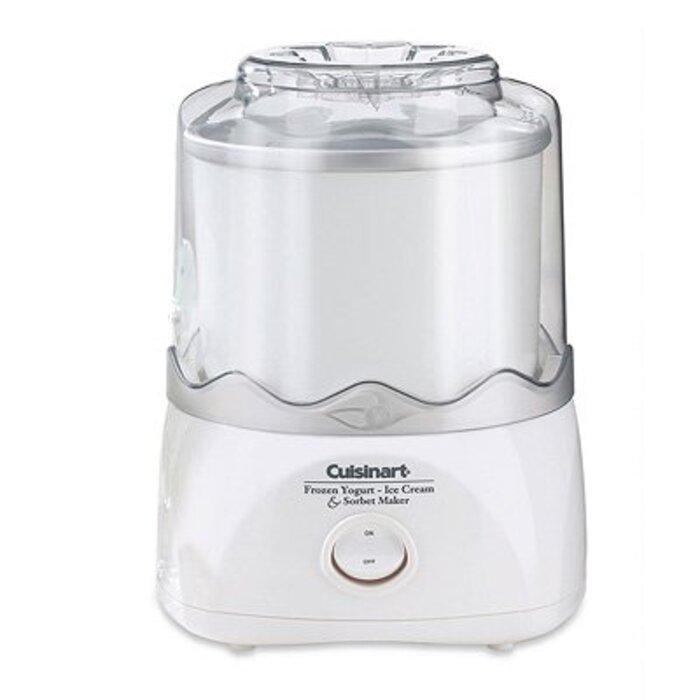 Cusinart クイジーナート フローズンヨーグルト アイスクリーム&シャーベットメーカー ICE-20PCJ 1年保証