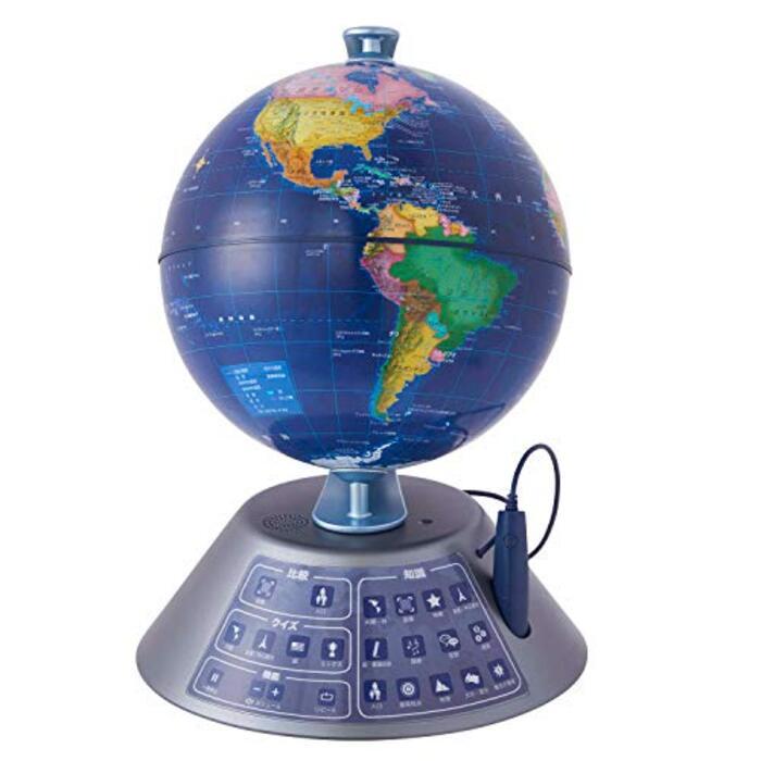 ドウシシャ しゃべる地球儀 パーフェクトグローブ GEOPEDIA NEXT 15,100円~(税込)
