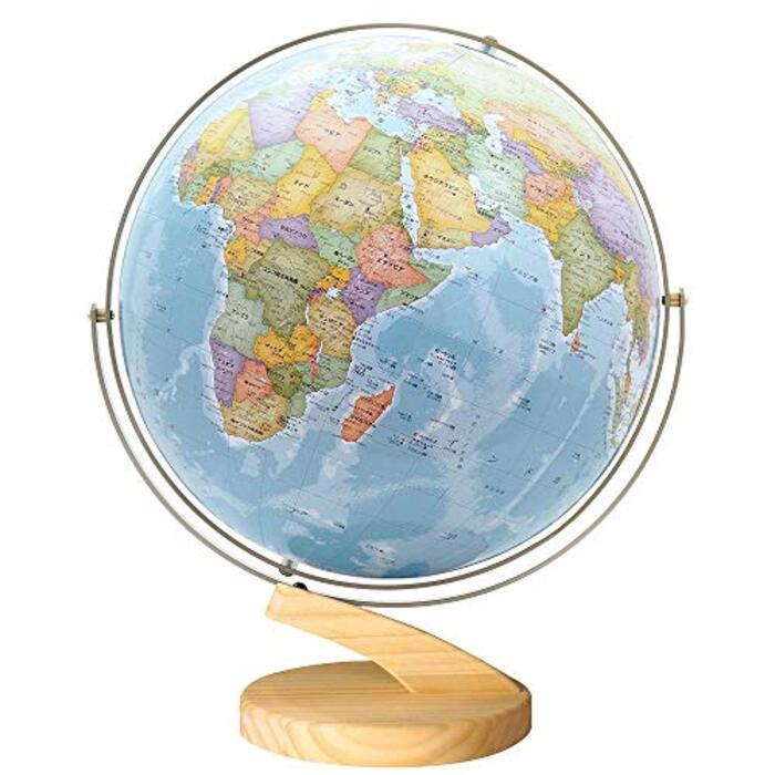 渡辺教具製作所 衛星地形地球儀