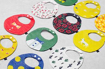 デザインが11種類と豊富なのもgoodポイント!お子さんの服装に合わせて選べますね。どれがいいかな、と選ぶ時間から楽しめます♪