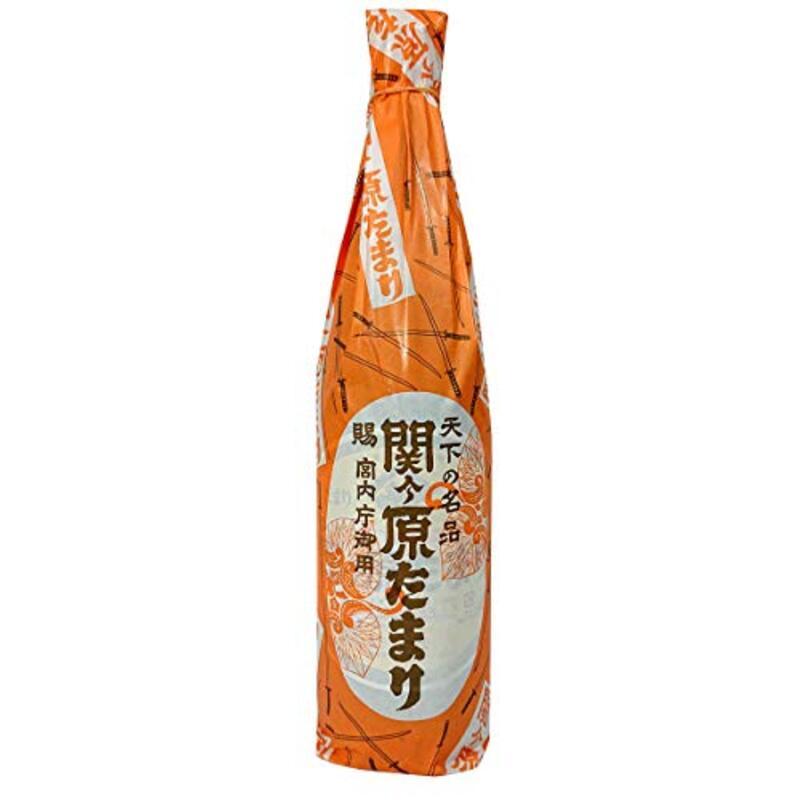 岐阜県産 関ヶ原たまり醤油 720ml