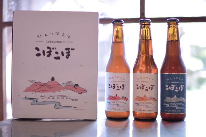 「ジャパン・グレートビア・アワーズ」の入賞ビールが含まれた4~6種類の小瓶麦酒6本が、オリジナルのギフトボックスに詰め合わされたこちらも父の日のプレゼントに最適なセットです。