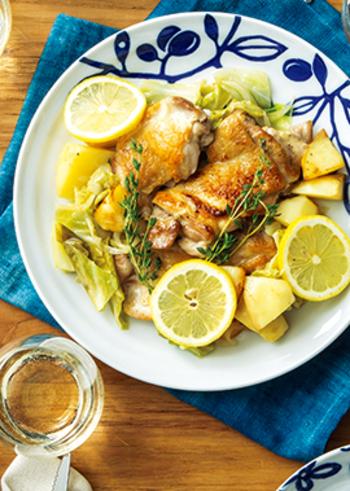 栄養をたっぷり摂れる調理法。うまみが凝縮の「蒸し煮」レシピ