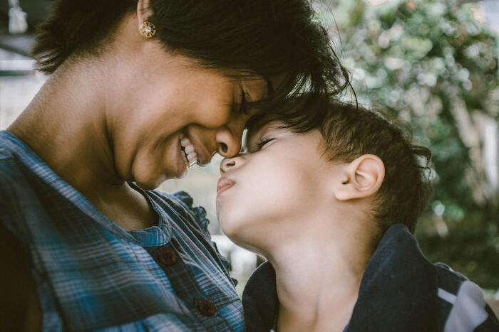 可愛くて健気な姿にキュンとくる。子どもに笑い子どもに学ぶ7つの映画