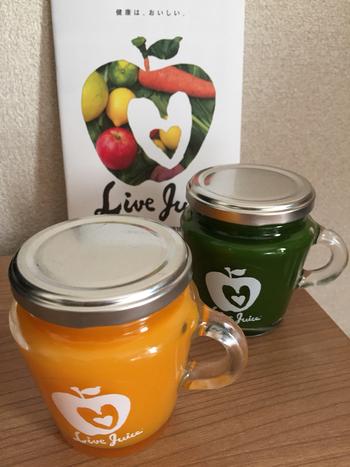 できるだけオーガニックにこだわり、野菜や果物を厳選。柑橘系や葉野菜などで作るコールドプレスジュースが8種類ほどからセレクトできます。季節や収穫状況により素材が変わるので、味わいの違いを楽しんでみてはいかがでしょうか?