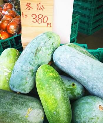 たまにスーパーで見かける、ごろんと大きな「冬瓜(とうがん)」。「調理が難しそう!食べ方がわからない。大きくて食べきれるか不安」という方も多いのでは?  そこで今回は、「そもそも冬瓜とは?」という基礎知識&栄養成分、そして、とうがん簡単レシピや、家庭での定番人気レシピをご紹介します。