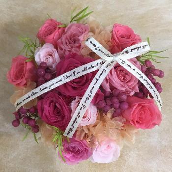 赤のバラは気力や体力を湧き起こすといわれています。いつもはつらつとしているお母さんに、これからも元気でいて欲しいという願いを込めて贈りましょう。