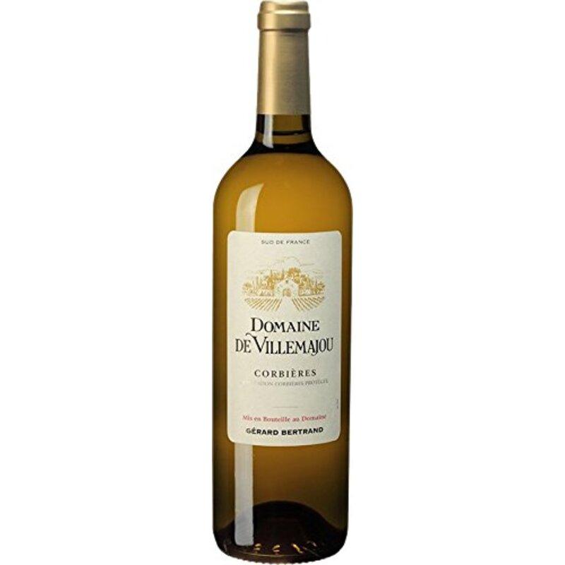 ドメーヌ・ド・ヴィルマジュー コルビエール ブラン [ 白ワイン 辛口 フランス 750ml ]