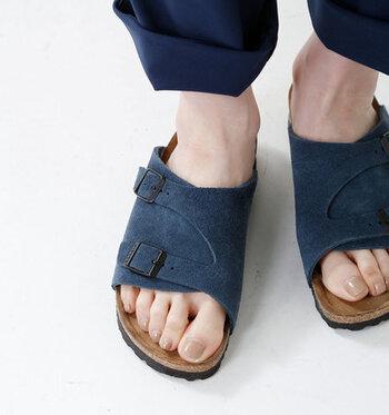 夏の足元をおしゃれに彩る。履き心地の良い【サンダル】おすすめ13選