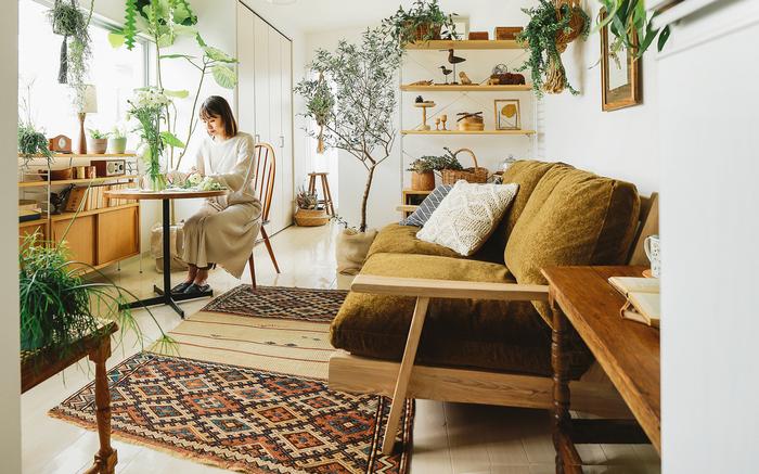 ゾーニングで暮らしやすい部屋づくり。インテリアを使った「間仕切りアイデア」