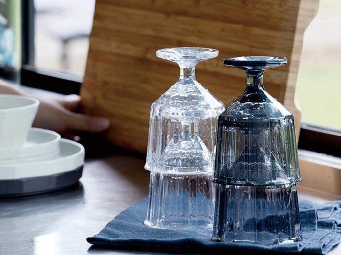 KINTO (キントー) ワイングラス クリア 250ml