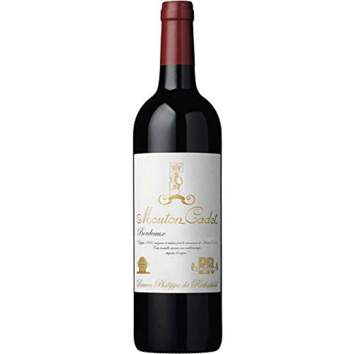 ムートン・カデ・クラシック [ 赤ワイン ミディアムボディ フランス 750ml ]
