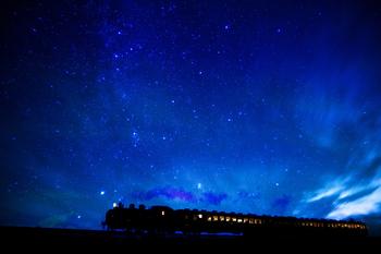 『銀河鉄道の夜』は、優しく語りかけるような文体で、幻想的な世界が描かれた童話です。