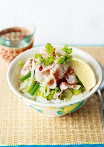 独特のハマる美味しさ♪夏におすすめ「アジアン・エスニック料理」レシピ