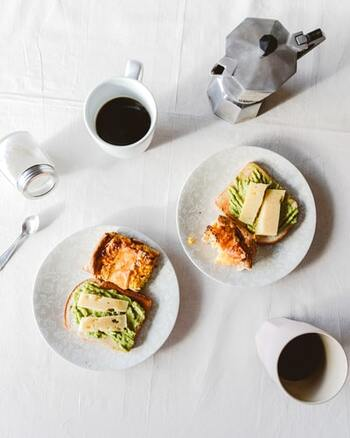1日の最初の食事。エネルギーを発揮するためにも、しっかり朝食を取りましょう♪