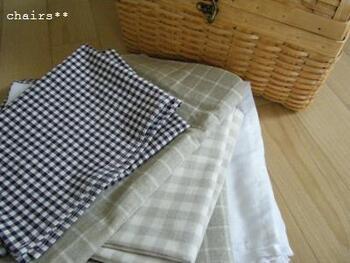 ハンドメイド初心者さんへ。覚えておきたい「布」の基本のき
