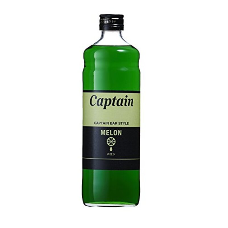 キャプテン メロン 600ml