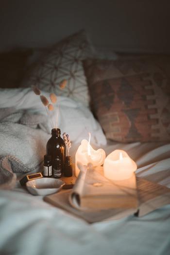 忙しいときこそ、少し立ち止まろう。心をときほぐす《夜時間の過ごし方》