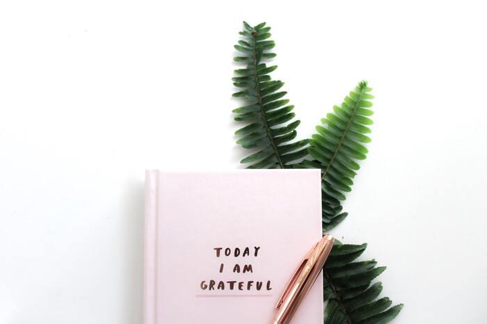 スリー・グッド・シングスのやり方は簡単。今日あった嬉しい出来事をノートに3つ書き出します。頭の中で3つあげるだけでもいいですが、嬉しい出来事が積み重なっていく様を後から見返せるようノートに書くのがおすすめ。  書くのはどんな内容でもOKです。書き方にも決まりはありません。