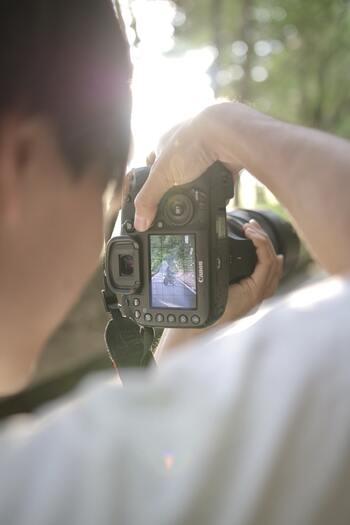 カメラが趣味という方は、いつも朝散歩に持っていくようにしてもいいですね*  これが日課となったら、積極的に季節の移ろいを楽しめるようになり、より一層心が豊かに。あなたのカメラの腕も自然と上達します。