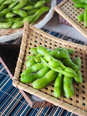 まず知っておきたい、枝豆の美味しい茹で方。基本中の基本だけど、知っているようで知らない枝豆を学んでみましょう♪